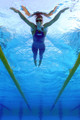Rebecca Soni of United States competes in the Women's 200m Breaststroke Semi Final during the 13th FINA World Championships at the Stadio del Nuoto on July 30, 2009 in Rome, Italy.