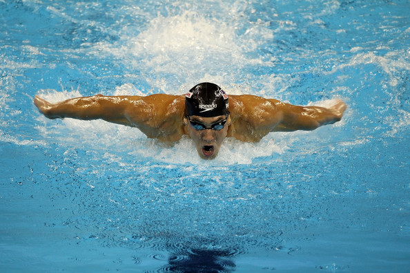 b84e57ad0ce Michael Phelps in Swimming Day Twelve - 14th FINA World ...