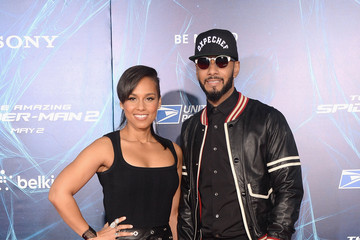 Swizz Beatz 'The Amazing Spider-Man 2' Premiere — Part 2