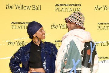 Swizz Beatz American Express And Pharrell Williams Host The Yellow Ball At The Brooklyn Museum In Support Of Arts Education Nationwide