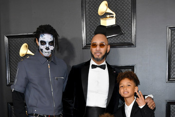 Swizz Beatz 62nd Annual GRAMMY Awards - Arrivals