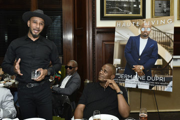 Swizz Beatz Haute Living Honors Jermaine Dupri's Induction Into The Songwriters Hall Of Fame