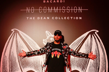 Swizz Beatz The Dean Collection X Bacardi Present No Commission: Shanghai - Day 1