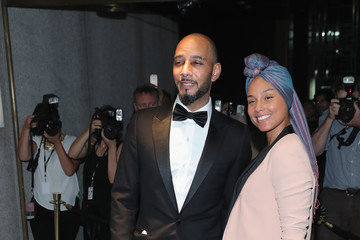 Swizz Beatz Tom Ford - Arrivals - September 2016 - New York Fashion Week