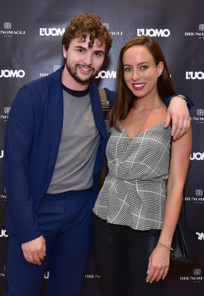 Bruno Magli SoHo NY Store Launch Event In Partnership With L'Uomo Vogue