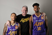 Andrew Gaze and Jeremy Tyler Photos Photo