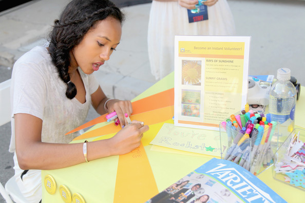 Sydney Park - Variety's Power Of Youth Presented By Hasbro And GenerationOn - Charity Partners