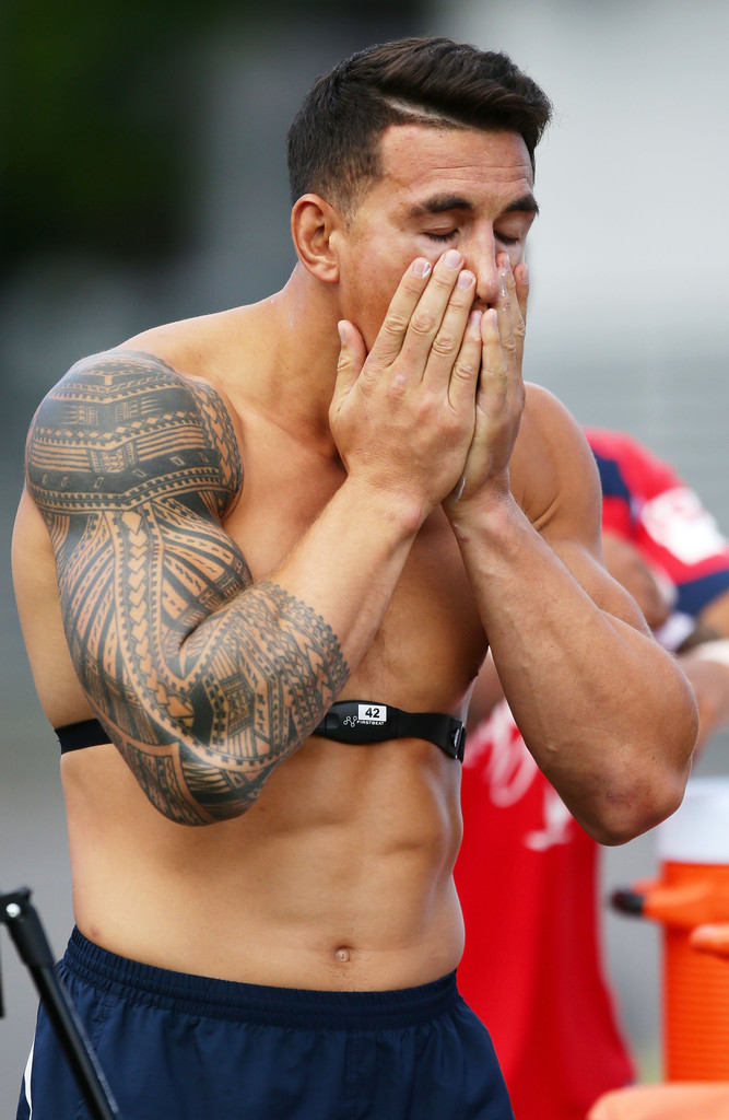 Sonny Bill Williams Photos Photos Sydney Roosters