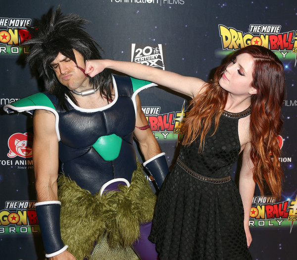 Cast And Stars Attend 'Dragon Ball Super: Broly' North American Premiere