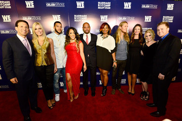 Syleena Johnson WE tv's Joint Premiere Party For Marriage Boot Camp Reality Stars And David Tutera's CELEBrations