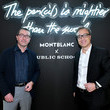 Sylvain Costof Montblanc Partners With Public School New York To Launch New Environmentally Conscious Collection In NYC