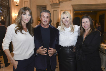 "Sylvester Stallone ""Box of Butterflies"" Book Party"