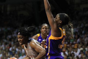 Sylvia Fowles WNBA Finals - Game One