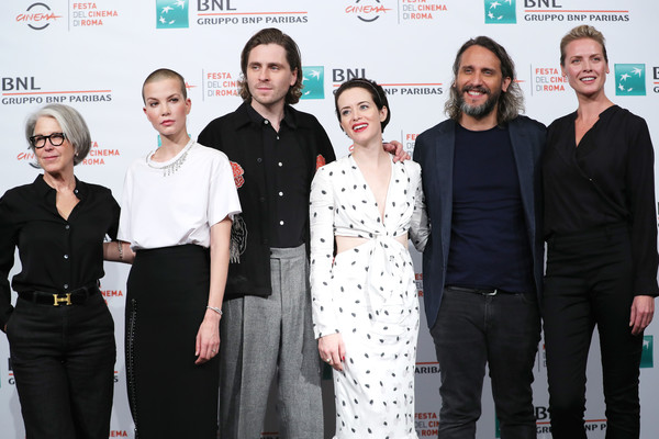 'The Girl In The Spider's Web' Photocall - 13th Rome Film Fest