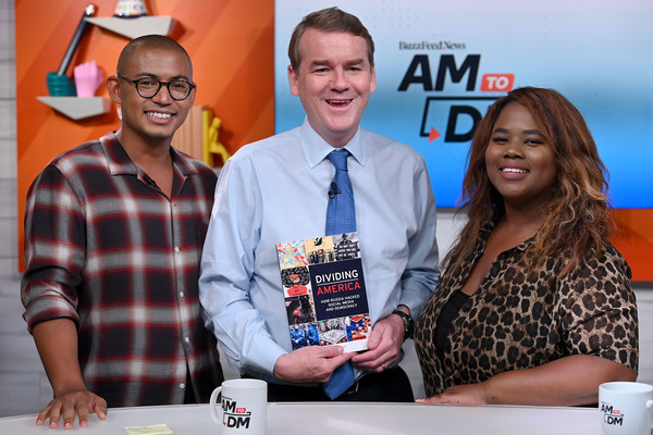 Celebrities Visit BuzzFeed's 'AM To DM' - August 14, 2019