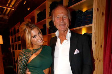 Sylvie van der Vaart Tribute to Bambi Party in Berlin