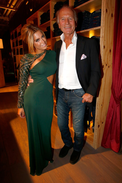 sylvie van der vaart and uwe schroeder photos photos tribute to bambi party in berlin zimbio. Black Bedroom Furniture Sets. Home Design Ideas