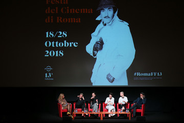 Synnove Macody Lund 'The Girl In The Spider's Web' Press Conference - 13th Rome Film Fest