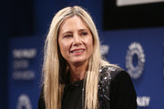 """Mira Sorvino, star of """"Condor,"""" attends an FYC Conversation hosted by AT&T Audience at The Paley Center for Media on October 8, 2018 in Beverly Hills, California."""