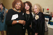 Media personality/ host Robin Quivers (L) attends the T.J. Martell Foundation 4th Annual Women Of Influence Awards on May 13, 2016 in New York, New York.