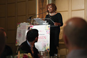 Host Robin Quivers speaks during the T.J. Martell Foundation 4th Annual Women Of Influence Awards on May 13, 2016 in New York, New York.