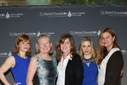 (L-R) Megan Sikora, Prudence Fraser, Kirsten Sanderson, Kerry Butler, and Marla McNally Phillips attend the T.J. Martell Foundation's Women of Influence Awards on May 1, 2014 in New York City.