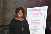 Radio personality Robin Quivers attends the T.J. Martell Foundation's Women of Influence Awards at Guastavino's on May 1, 2015 in New York City.