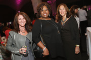 Radio personality Robin Quivers (C) attends the T.J. Martell Foundation's Women of Influence Awards at Guastavino's on May 1, 2015 in New York City.
