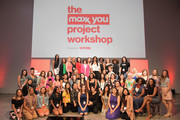 Laila Ali teamed up with T.J.Maxx for The Maxx You Project, encouraging a community of women to embrace their individuality at NeueHouse Hollywood in Los Angeles on July 28, 2018.