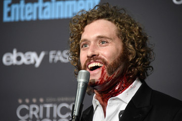 T.J. Miller The 22nd Annual Critics' Choice Awards - Press Room