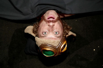 T.J. Miller The 22nd Annual Critics' Choice Awards - Backstage