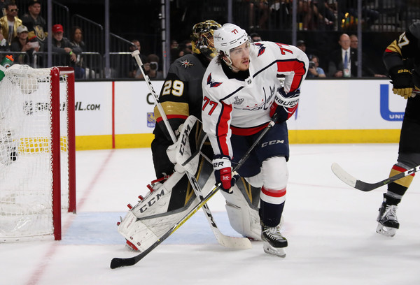 pretty nice 1d0eb 843c4 T.J. Oshie Photos Photos - 2018 NHL Stanley Cup Final - Game ...