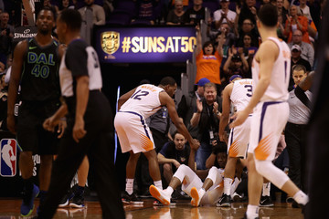 T.J. Warren Dallas Mavericks v Phoenix Suns