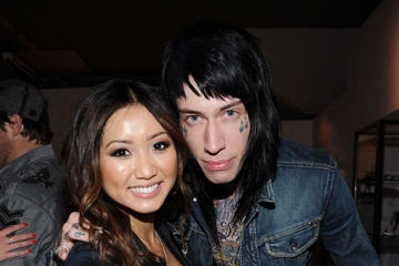 Trace Cyrus T-Mobile Celebrates The Launch Of The New Sidekick 4G - Inside