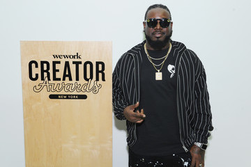 T-Pain WeWork Celebrates the New York Creator Awards at Skylight Clarkson Sq.