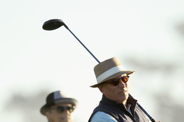 George Lopez Andy Garcia AT&T Pebble Beach National Pro-Am - Round Two