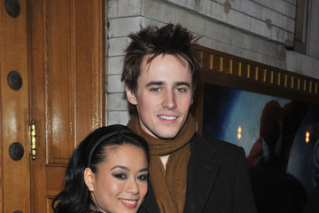 """T.V. Carpio Reeve Carney T.V. Carpio Photocall Following Her First Performance In """"Spider-Man Turn Off The Dark"""""""