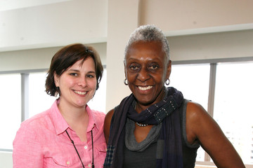 Bethann Hardison TAA Welcome Lunch At The 2011 Tribeca Film Festival