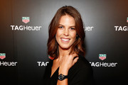 Torah Bright arrives at the TAG Heuer Sydney Flagship Re-Opening at Pitt Street on August 10, 2016 in Sydney, Australia.
