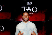 Reggie Bush attends TAO group's Big Game Takeover presented by Tongue & Groove on January 31, 2019 in Atlanta, Georgia.