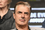 Actor Chris Noth at the 'Manhunt: Unabomber' panel for the 'Discovery Channel - Discovery' portion of the TCA Summer Event 2017 at The Beverly Hilton Hotel on July 26, 2017 in Beverly Hills, California.