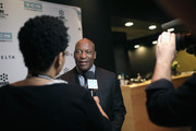 Director/producer John Singleton attends 'Boyz n the Hood' screening during day 2 of the TCM Classic Film Festival 2016 on April 29, 2016 in Los Angeles, California. 25826_008
