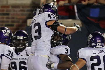 Tejay Johnson TCU v SMU