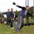 Jason Young TEAM USA Britain Bound: Bryan Clay and Jeremy Campbell visit Invercharron Highland Games
