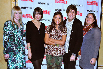 Amy Astley Andrew Bevan TEEN VOGUE'S Fashion University - Day 1