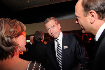 Brian Williams TIME 100 Gala, TIME'S 100 Most Influential People In The World - Cocktails
