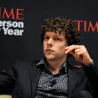 Jessie Eisenberg TIME Person Of The Year Lunch