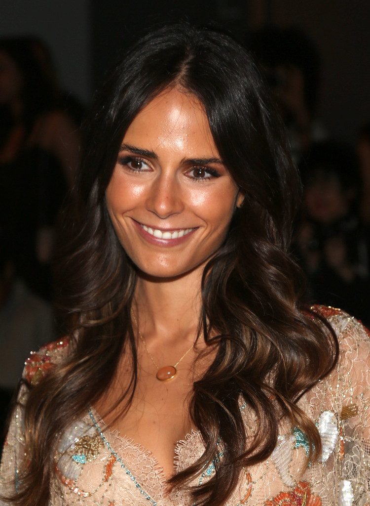 Jordana Brewster Photos Photos Tresemme At Jenny Packham