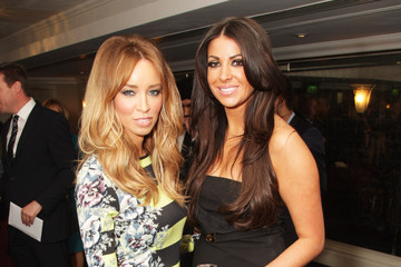 Cara Kilbey The TRIC Awards 2012 - Inside Arrivals