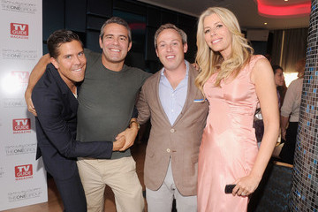 Michael Lorber TV Guide Magazine/Andy Cohen Book Signing Party